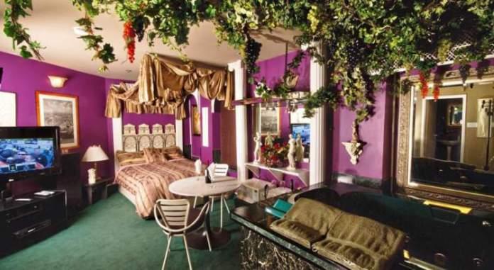 hotéis mais românticos do mundo Canadá