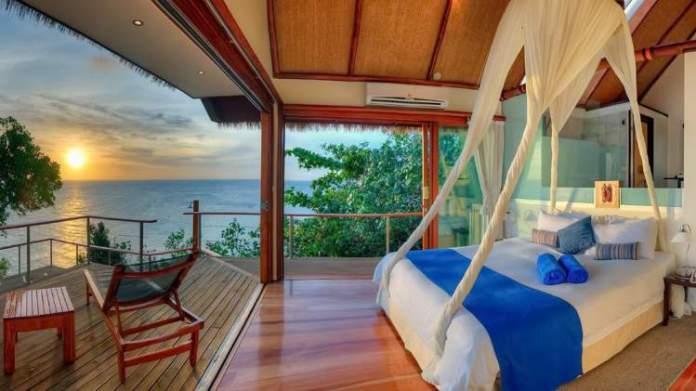 hotéis mais românticos do mundo Resort em Fiji
