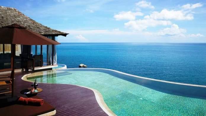 hotéis mais românticos do mundo em Fiji