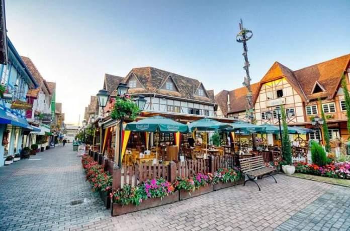 Blumenau é um dos melhores lugares para viajar em outubro