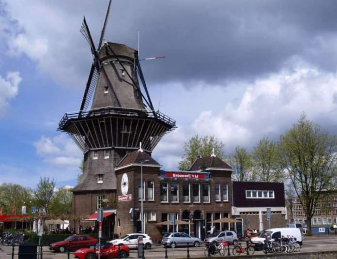 Brouwerij 't IJ em Amsterdã