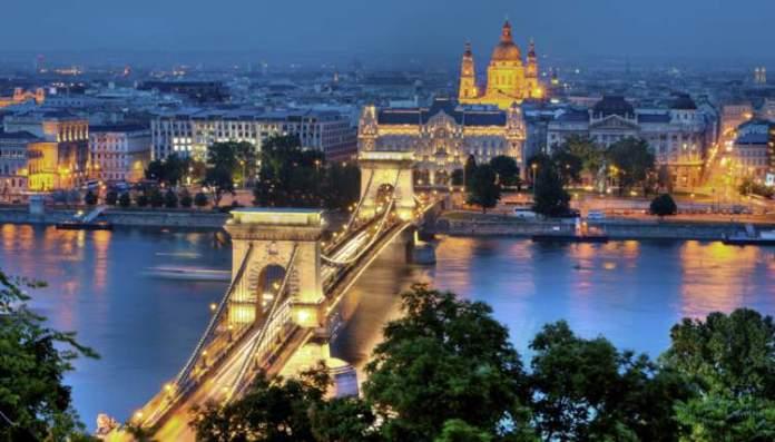 Budapeste na Hungria é uma das cidades mais baratas para turistas visitarem