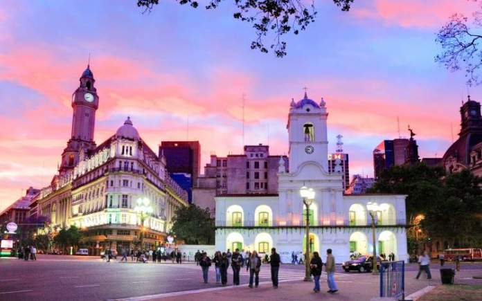 Buenos Aires na Argentina é um dos melhores destinos para viajar em dezembro