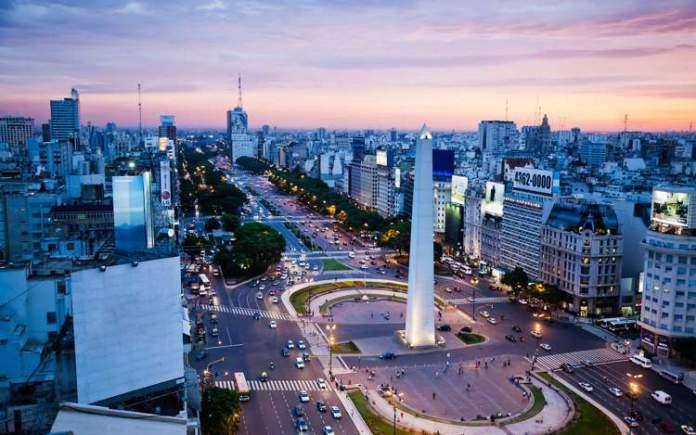 Buenos Aires na Argentina é uma das cidades mais baratas para turistas visitarem