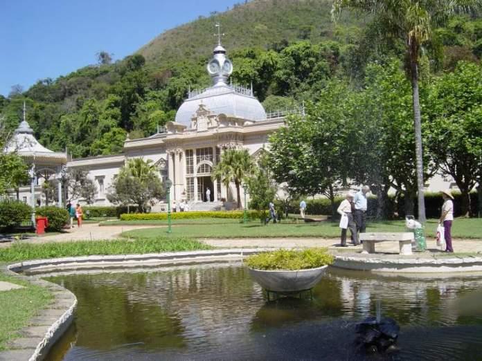 Caxambu é um dos destinos mais românticos em Minas Gerais