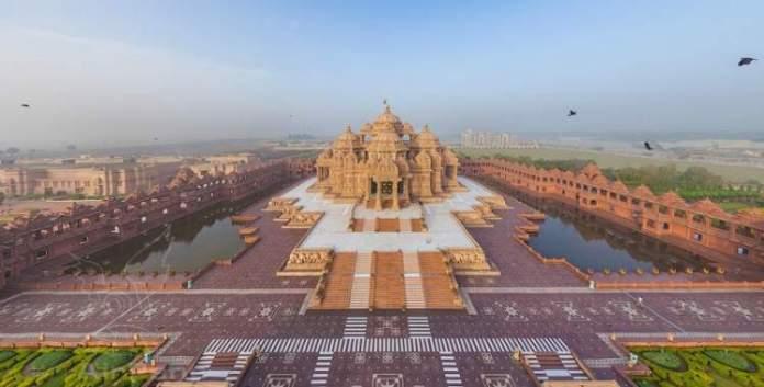 Gandhinagar na Índia é uma das cidades futuristas