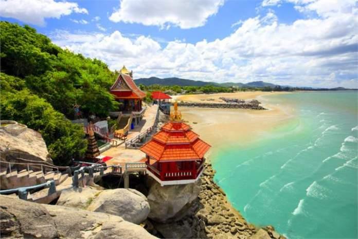 Hua Hin é uma das mais lindas praias da Tailândia