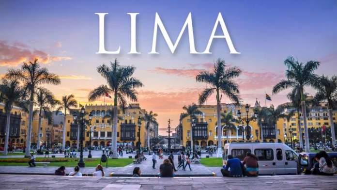 Lima no Peru é um dos melhores destinos para viajar em dezembro
