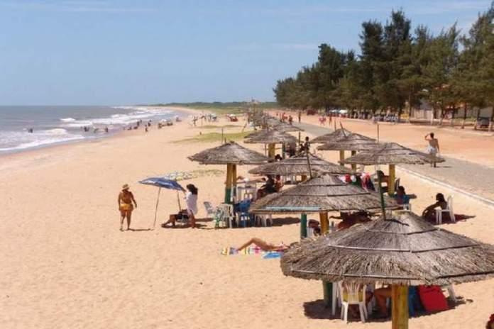 Marobá é uma das praias do Espírito Santo