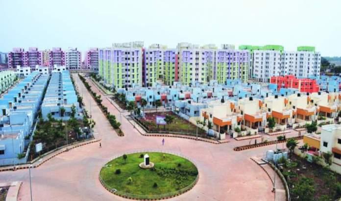 Naya Raipur na Índia é uma das cidades futuristas