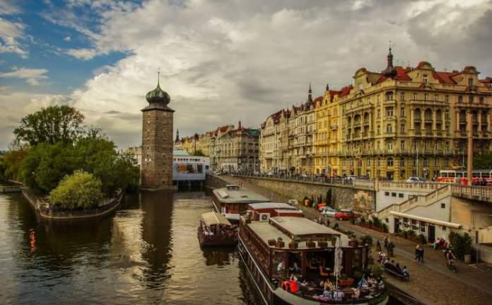 Praga na República Tcheca é um dos destinos para viajar na Europa em 2018