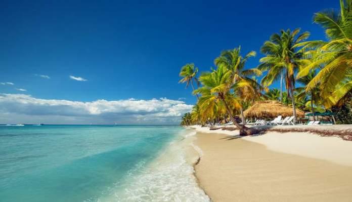 Punta Cana na República Dominicana