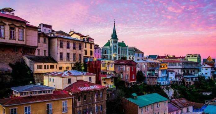 Valparaíso é um dos melhores destinos para passar o Réveillon 2018