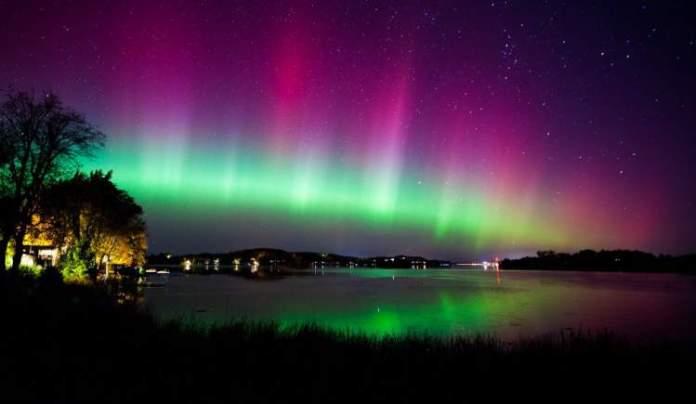 Canadá é um dos melhores lugares para ver a Aurora Boreal