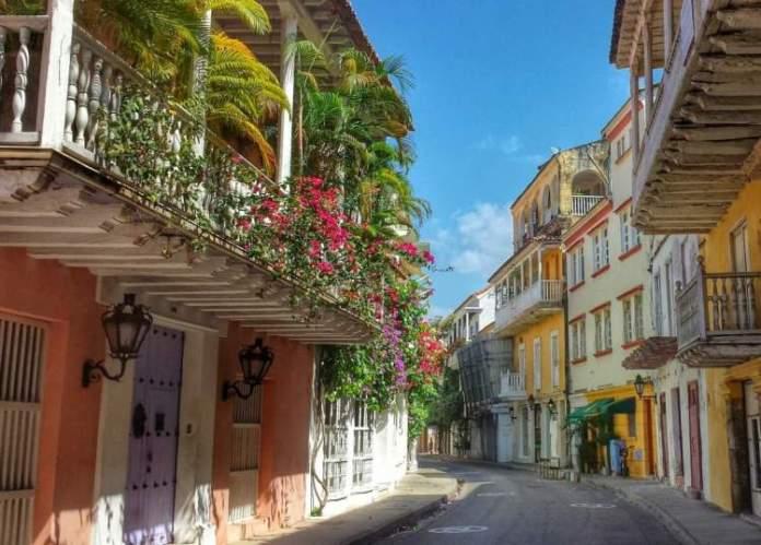 Cartagena é um dos melhores lugares para viajar a dois