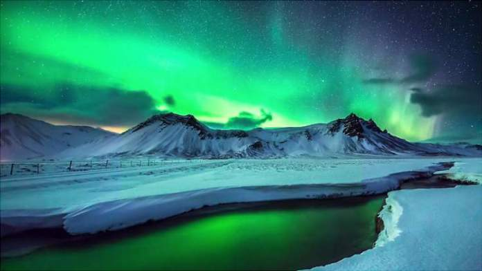 Groenlândia é um dos melhores lugares para ver a Aurora Boreal