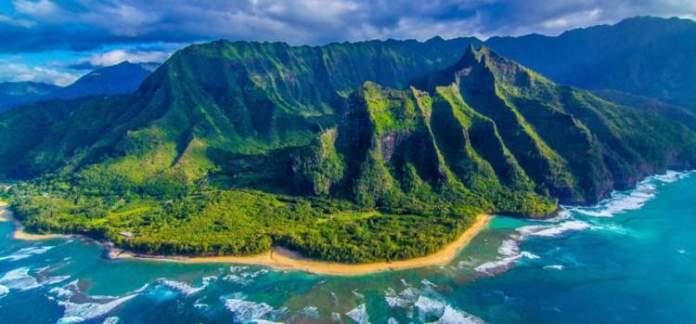 Havaí é um dos melhores lugares para viajar a dois