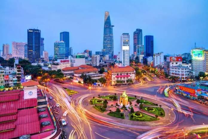Ho Chi Minh é um dos destinos internacionais mais baratos para viajar