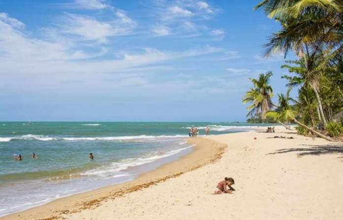 Ilha de Boipeba é um dos destinos tranquilos para fugir do carnaval