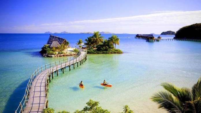 Ilhas Fiji é um dos melhores lugares para viajar a dois