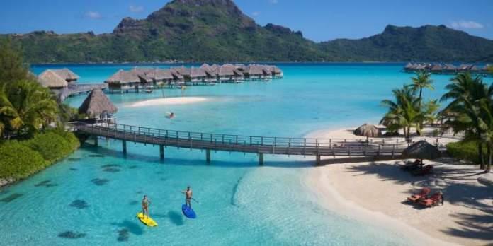 Intercontinental Bora Bora & Thalasso Spa é um dos lugares para se hospedar em Bora Bora