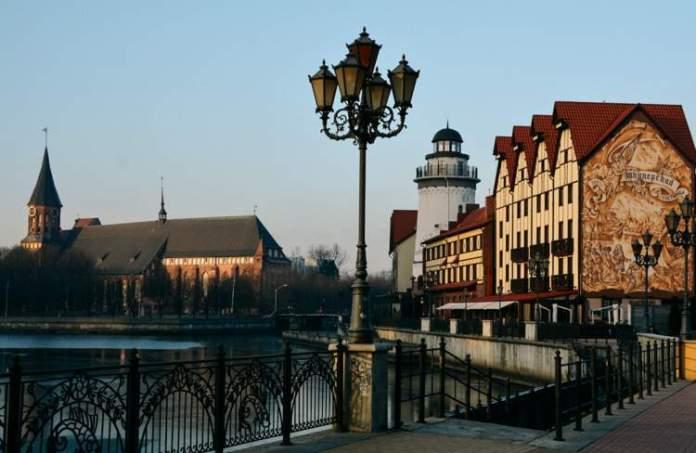 Kaliningrado é uma das cidades para visitar na Rússia