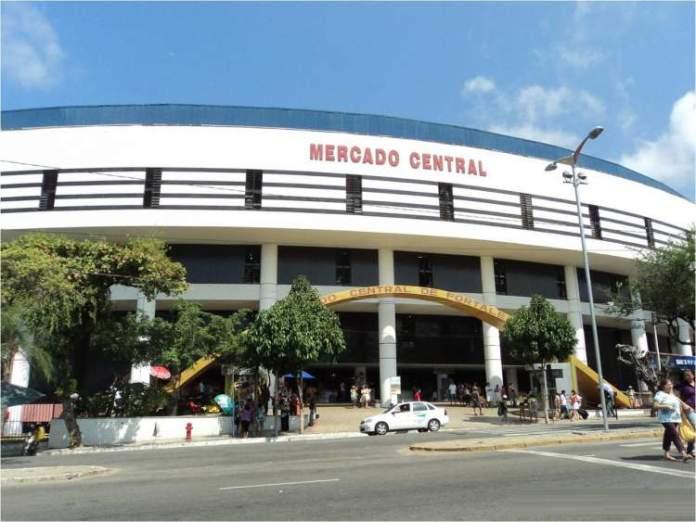 Mercado Central é um dos Lugares incríveis em Fortaleza