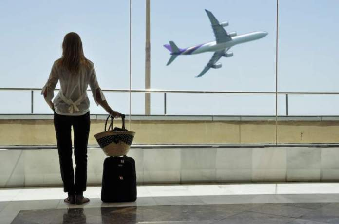 Quem teve aneurisma pode viajar de avião um