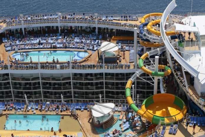 Royal Caribbean's Harmony of the Seas é um dos melhores cruzeiros do Mediterrâneo