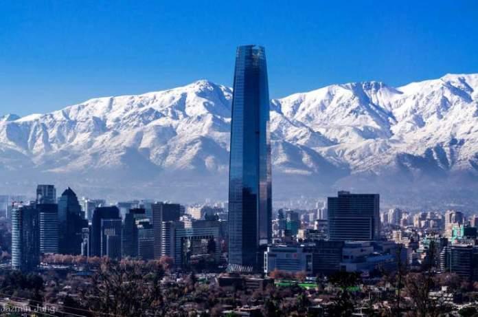 Santiago é um dos destinos internacionais mais baratos para viajar