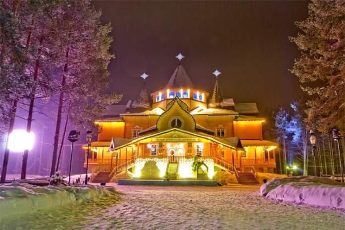 Ustyug é uma das cidades para visitar na Rússia