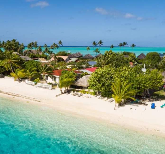 Village Temanuata é um dos lugares para se hospedar em Bora Bora