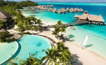 lugares para se hospedar em Bora Bora capa