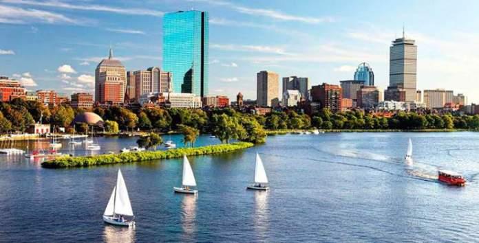 Boston é um dos destinos nos Estados Unidos que mais recebem turistas