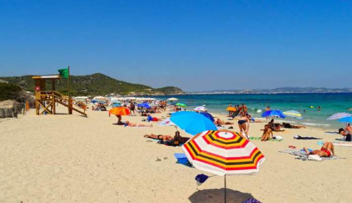 Es Cavallet é uma das melhores praias da Espanha