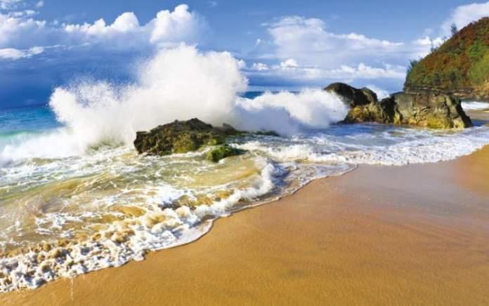 Hanakapiai Beach no Havaí é uma das praias mais perigosas do mundo