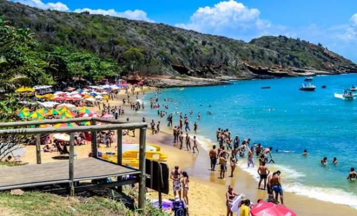João Fernandes é uma das praias mais bonitas de Búzios