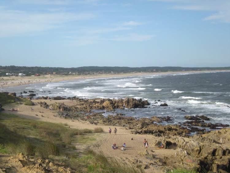 La Pedrera e La Paloma é um dos destinos encantadores no Uruguai