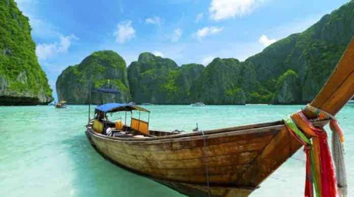 Phuket é um dos melhores destinos para casais em lua de mel