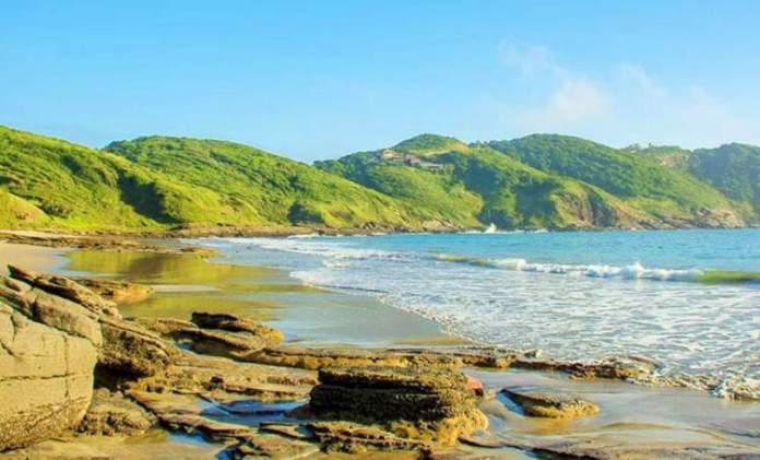 Praia Brava é uma das praias mais bonitas de Búzios