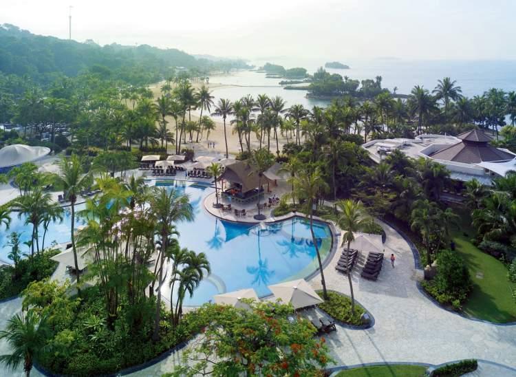 Resorts World Sentosa é um dos pontos turísticos de Singapura