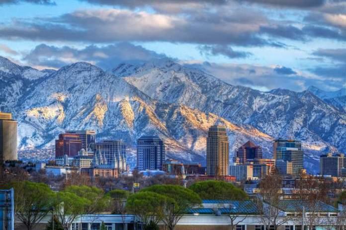 Salt Lake City é um dos destinos nos Estados Unidos que mais recebem turistas