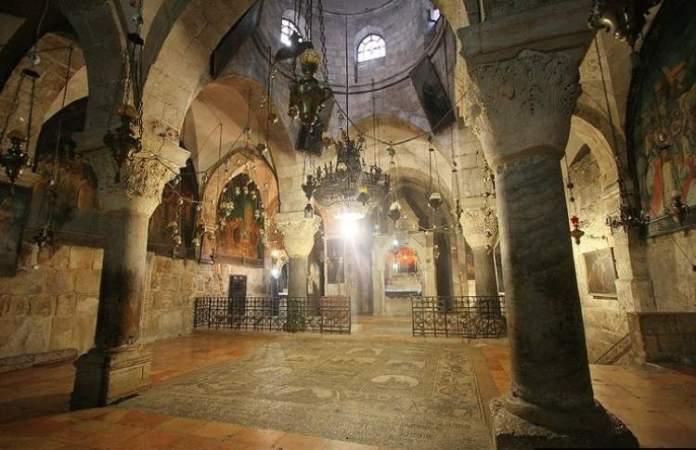 Santo Sepulcro em Israel