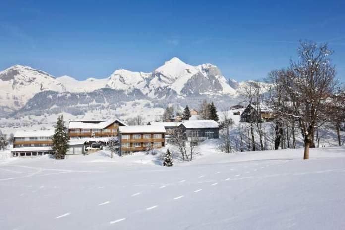WildHaus é um dos lugares na Suíça com paisagens deslumbrantes