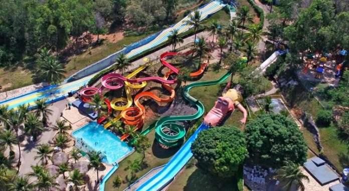 Acquamania é um dos melhores parques aquáticos do Brasil