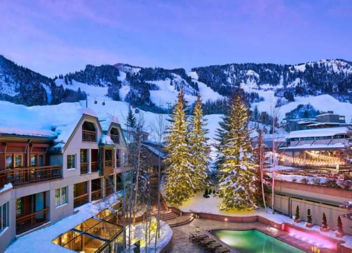 Aspen é um dos lugares impressionantes que ficam ainda melhores no inverno
