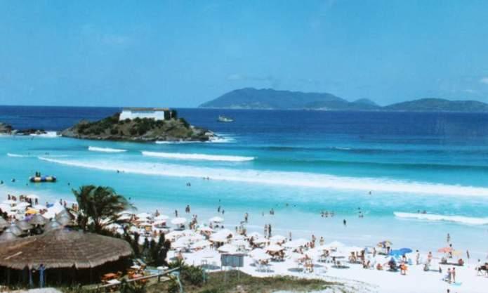 Cabo Frio é um dos destinos para viajar barato pelo Brasil