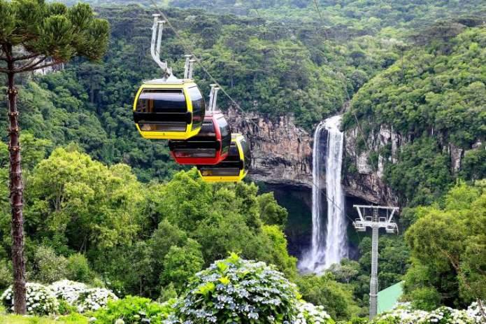 Canela é um dos destinos para viajar barato pelo Brasil