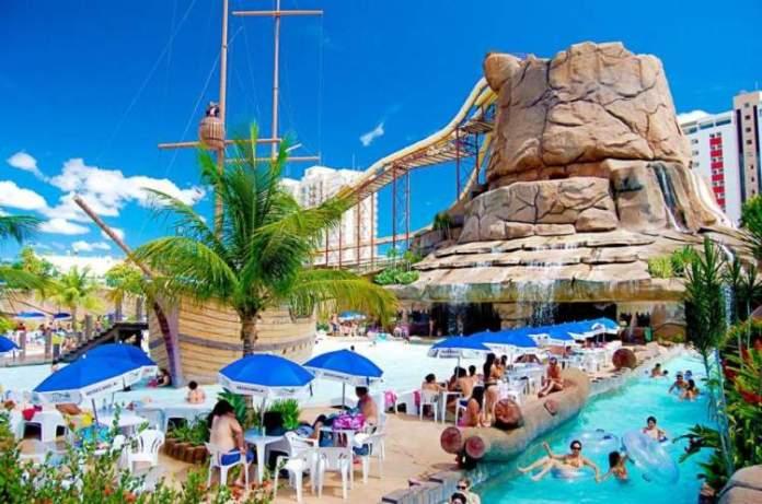 Di Roma Acqua Park é um dos melhores parques aquáticos do Brasil