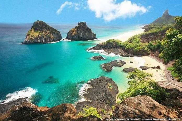 Fernando de Noronha é uma das incríveis ilhas brasileiras